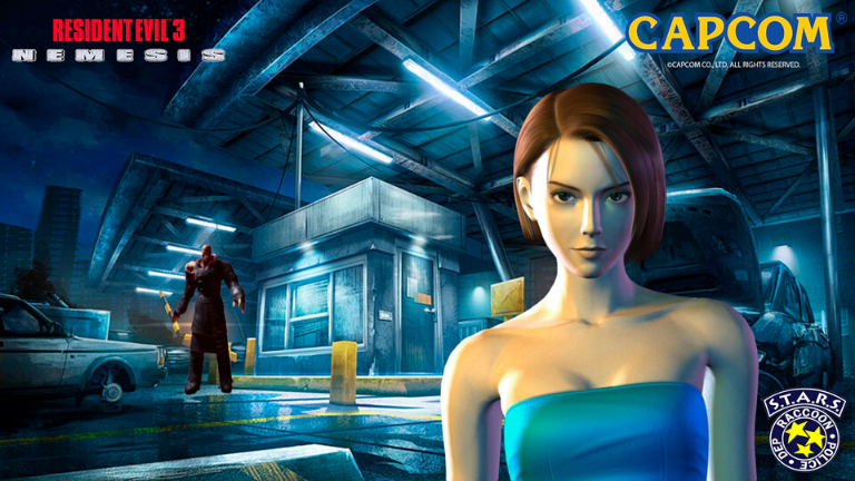 Falling In Love With Jill Valentine Evolution!