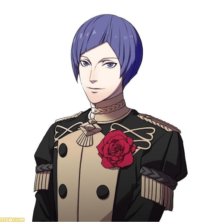 Fire Emblem : Three Houses Lorentz