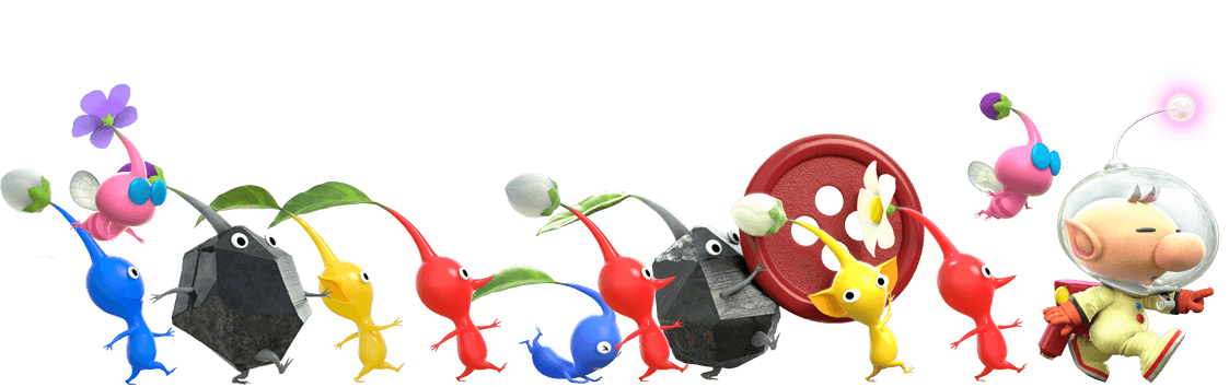 Get Ready to Gather Together as Pikmin is Coming to Live!